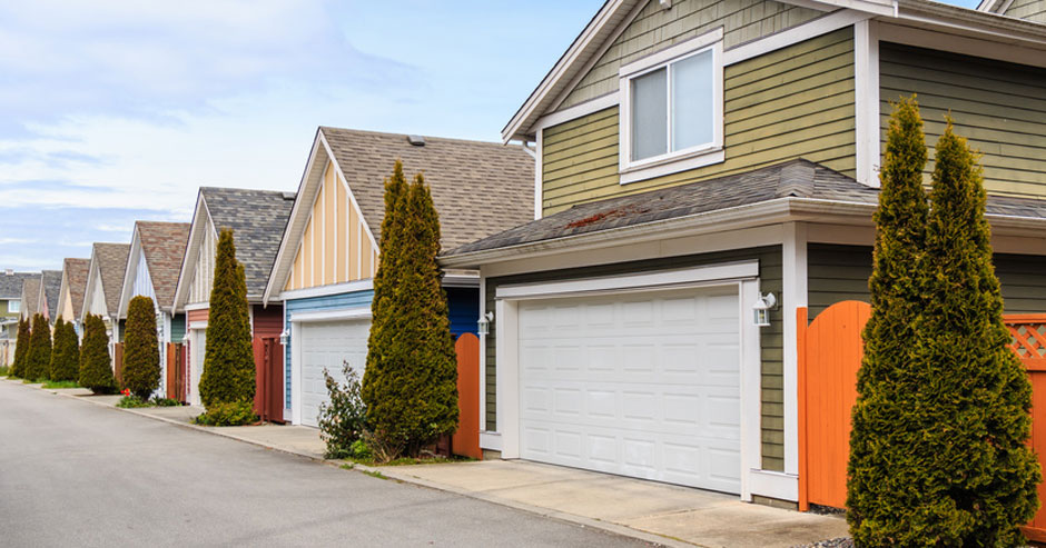 Ossining Residential garage door